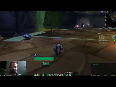 World of Warcraft patch 8.0.1 Pre-BFA Late Night Stream