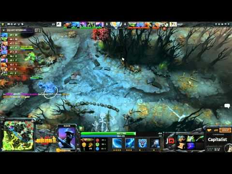HGT vs LV Game 1  Sina Cup  DotaCapitalist