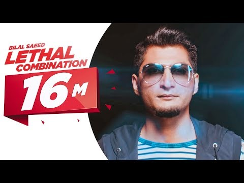 Lethal Combination | Bilal Saeed Feat Roach Killa | Latest Punjabi Song 2014 | Speed Records video