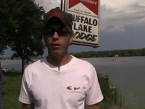 Slopfest Bass Fishing Tournament Buffalo Lake Part II