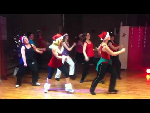 All I Want For Christmas...... Cute Routine & Very Easy video