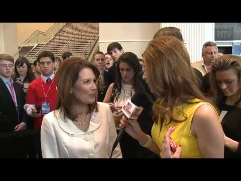 Michele Bachmann: Obama is