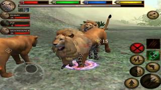 The leopards, Ultimate Jungle Simulator, By Gluten Free Games