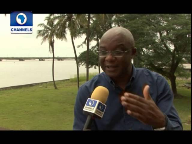 Earthfile: Water Supply In A Mega City; Lagos Pt.1