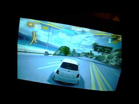 AGPtek TP10AYA 7 Inch Tablet Gameplay Footage
