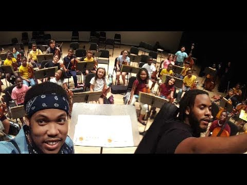 Sons of Mystro @ Nat King Cole Generation Hope Summer Strings
