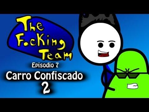 The Focking Team - Carro Confiscado 2 video