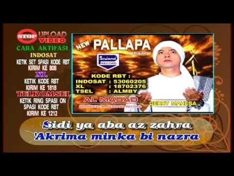 GERRY MAHESA - AL MADAD - NEW PALLAPA RELIGI