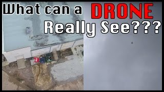 Drone Peeping on People?  What Do Drones REALLY SEE!!!