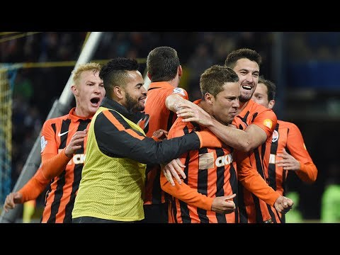 Shakhtar 1-0 Dynamo. Highlights. Ukrainian Cup final (17/05/2017)