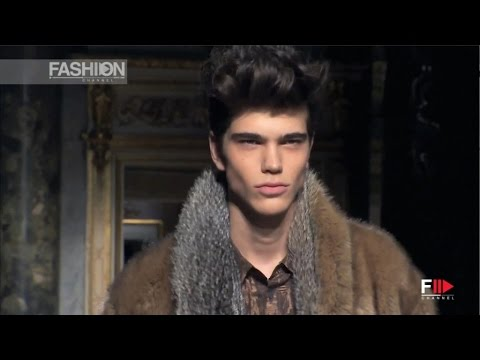ROBERTO CAVALLI Full Show Autumn Winter 2015 2016 Milan Menswear by Fashion Channel