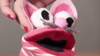 How to Make: Sock Puppets