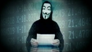 Hacker Group, Anonymous, Hits Federal Reserve 2/7/13