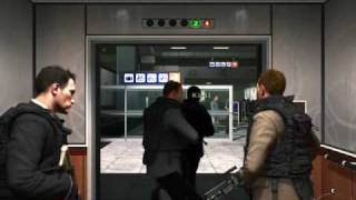 Modern Warfare 2 - Mission 4 - No Russian (airport mission)