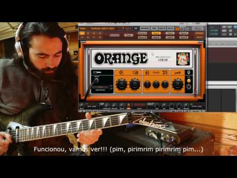 HOW TO TONE - Wasted Years - IRON MAIDEN - Adrian Smith - Timbre de guitarra #1
