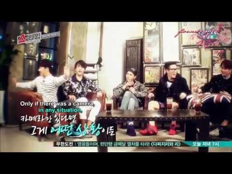 [eng Sub-hd] 140617 Showtime - Burning The Beast Ep 12 video