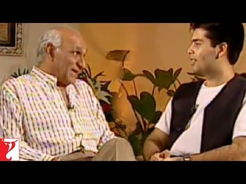 Yash Chopra In Conversation With Karan Johar - Part 2 - Daag
