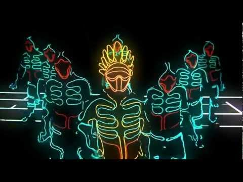 DatsiK - Jenova Project - VIDEO MIX (Visuals) HD