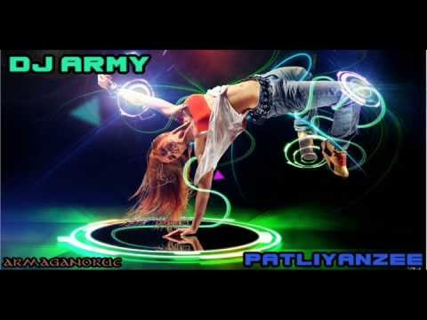 Dj Army - Patlıyanzee 2013 (electro) video