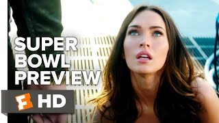 Video clip Teenage Mutant Ninja Turtles: Out of the Shadows Super Bowl Preview (2016) - Megan Fox Movie HD