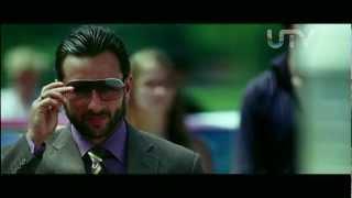 Best Bollywood Kisses - Race | Bollywood Movie Scene | The Race Begins | Saif Ali Khan