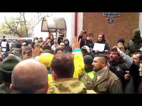 Шкиряка выгнали с суда по пограничнику Колмогорову | Страна.ua