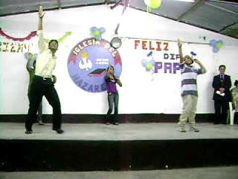 coreografias cristianas vace 2