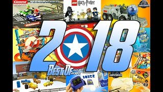 Rewind 2018 Best Of des Meilleures Vidéos Cars McQueen Hot Wheels Lego Jouets Toy Paw Patrol