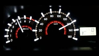 Grand New Avanza 1300cc 0-100 km/h 15 second