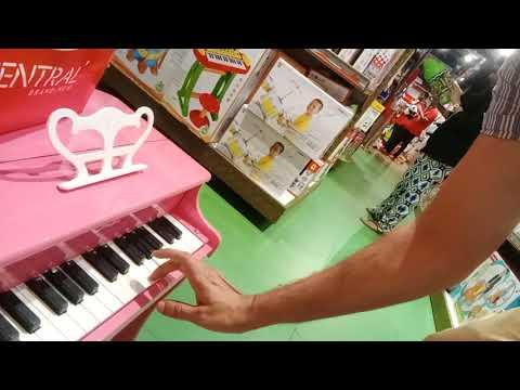 Piano...Saregama..