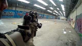 -Airsoft In Game- Airsoft Compiègne M4 G&G 1/2