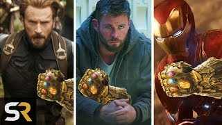 Marvel Theory: There Will Be Three (Or More) Infinity Gauntlets In Avengers: Endgame