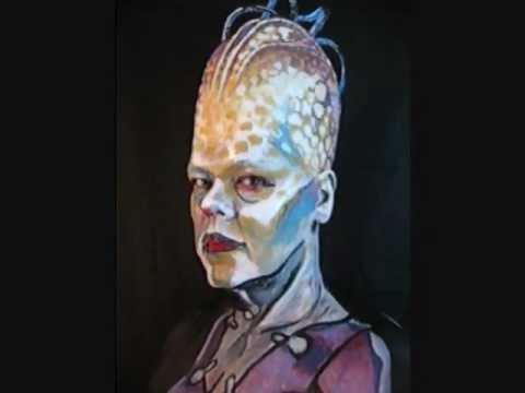 Borg Queen James Kuhn