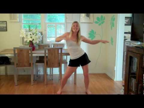 Circle with the Arms, Circle with the Hips... Your Daily 100 w/ Laurel House
