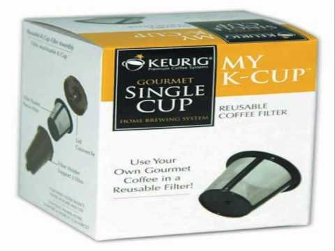 Keurig My K Cup Reusable Coffee Filter 3 piece Set in Keurig Retail Box5
