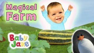 Baby Jake - Magical Farm | Full Episodes | Yacki Yacki Yoggi | Cartoons for Kids