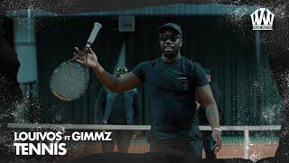 LouiVos ft. Gimmz - Tennis  (Prod. IliassOpDeBeat)