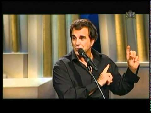Carman: bipolar Holy Roller Part 1 Of 3 video