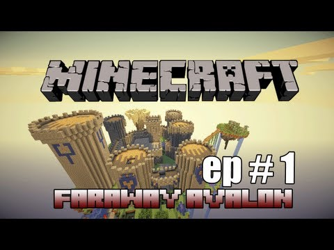 Pixel Craft Far Away Avalon Survival #1 w Pixel PerpetualJordan ShanePlays