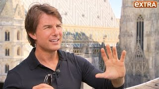Tom Cruise on His Mom's Reaction to His Crazy 'Mission: Impossible 5' Plane Stunt