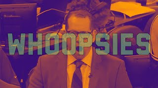 NBA Bloopers - The Starters