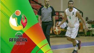 LIVE Algeria v Ivory Coast FIBA AfroCan 2019
