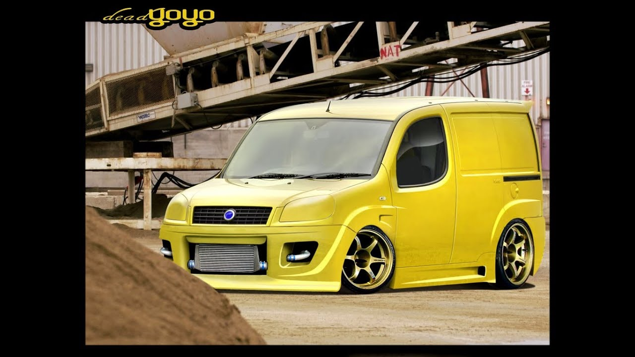 Fiat Doblo Tuning   2