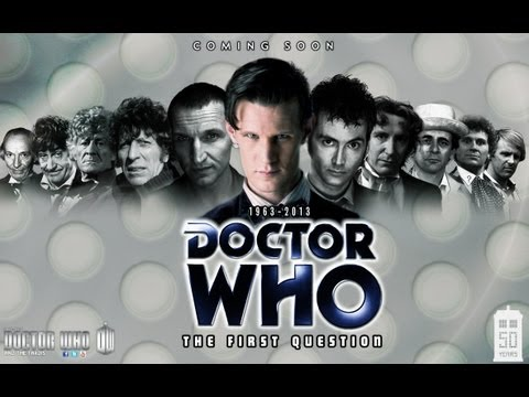 Doctor Who and the TARDIS: The First Question