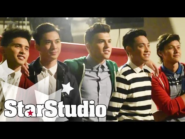Behind-the-scenes with Pinoy Boyband Superstar 12 Finalists | StarStudio