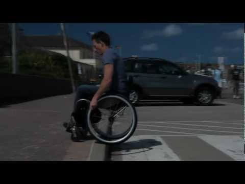What Next - Wheelchair skills
