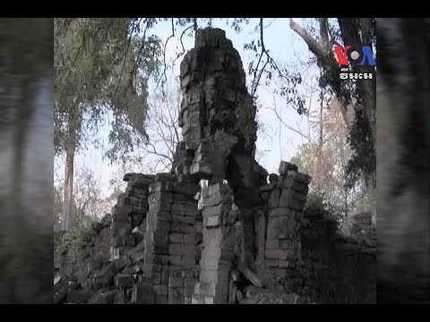 Banteay Chhmar Restoration Project Underway