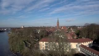 Nienburg Weser Drohne Xiaomi