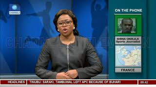 Sports Journalist Warns Against Looming FIFA Ban   Sports This Morning  