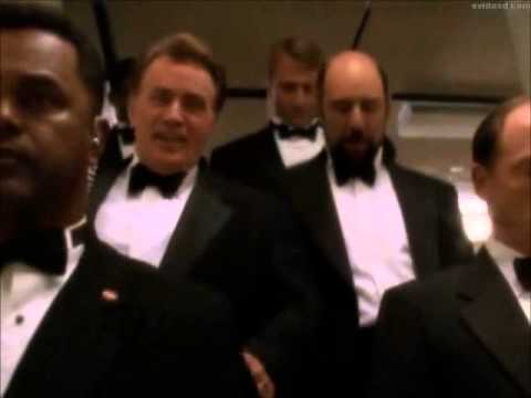 The West Wing 1x04 Longest walk and talk scene